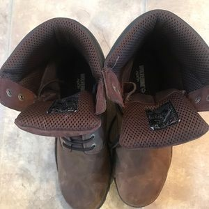 Wolverine Shoes - Size 11 Men's Steeled toe boots